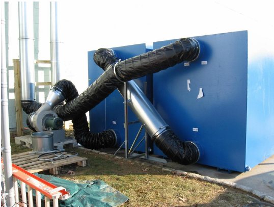 VOC Control With Activated Carbon