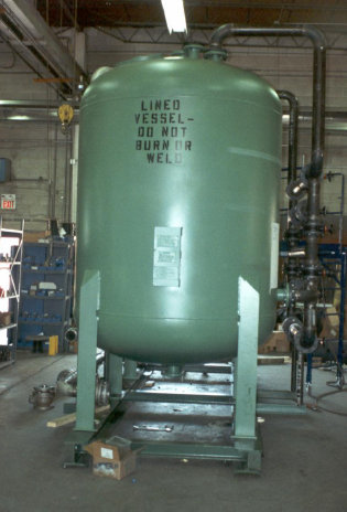 HP-5000 Liquid Activated Carbon Adsorber