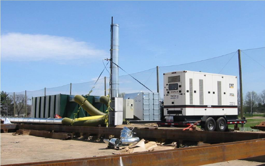 Activated Carbon Air Treatment System