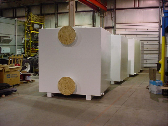 Activated Carbon Vapor Boxes